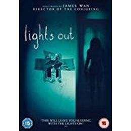 Lights Out [DVD] [Includes Digital Download]